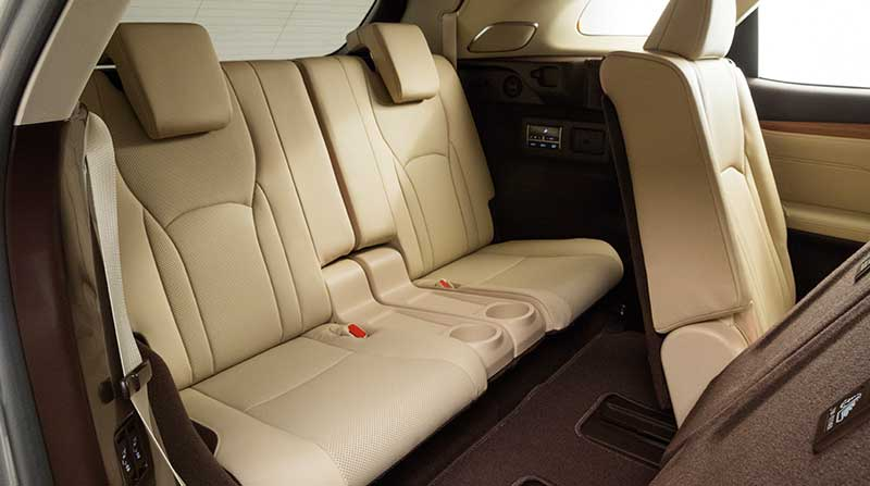 The New 7-seater RX | Lexus